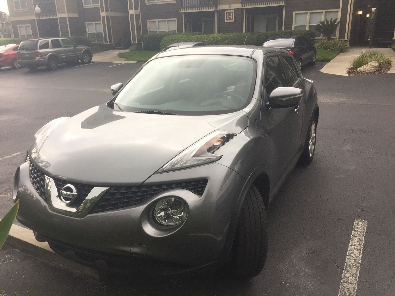 Picture of 2017 Nissan Juke S