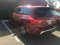 Picture of 2017 Nissan Pathfinder SV 4WD, exterior, gallery_worthy