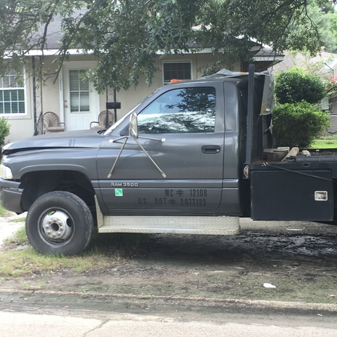 Picture of 1994 Dodge Ram 3500 ST Standard Cab LB, exterior, gallery_worthy