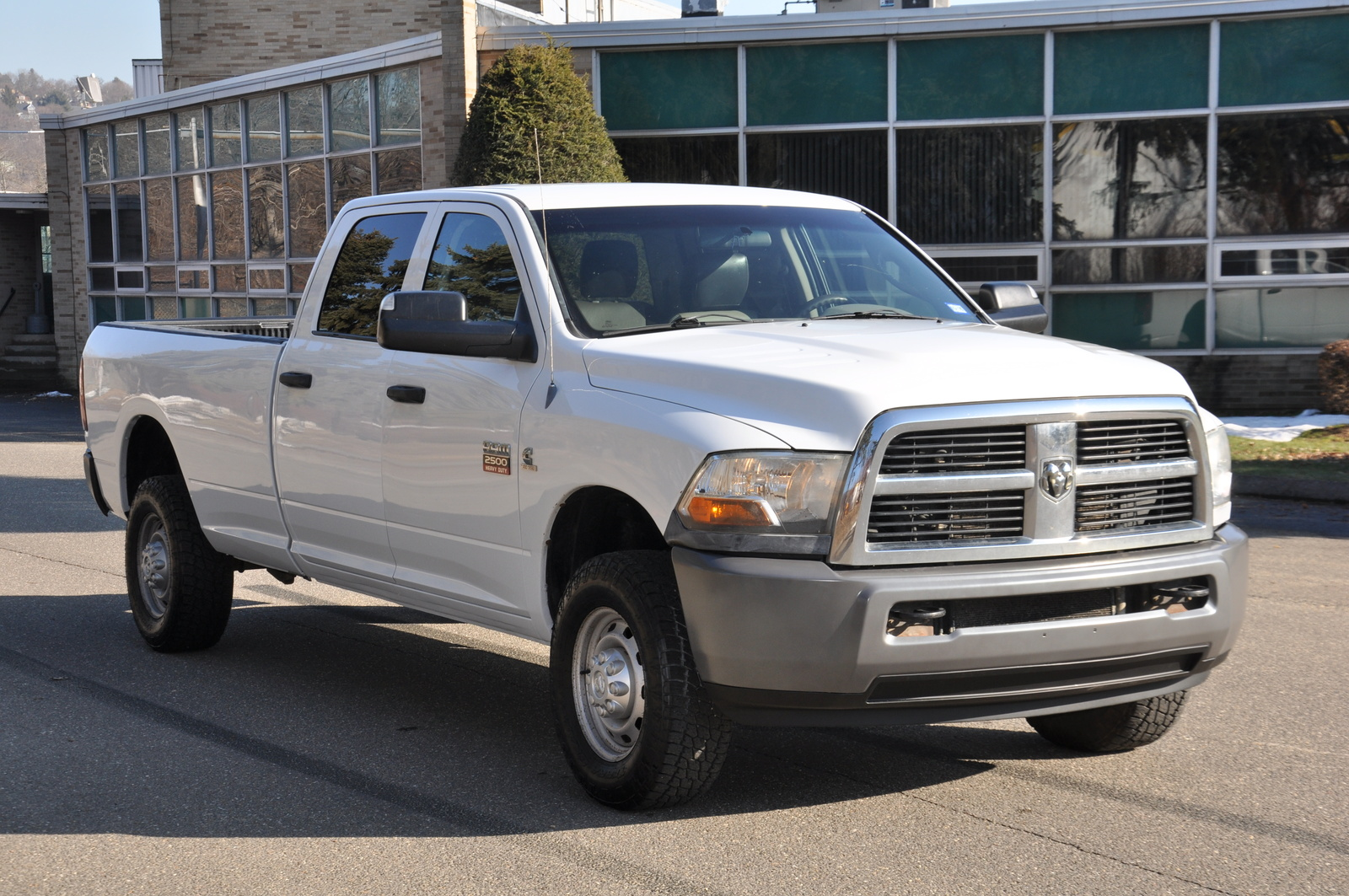 2010 Dodge Ram 2500 Towing Capacity