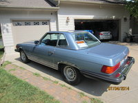 Picture of 1985 Mercedes-Benz SL-Class 380SL, exterior, gallery_worthy