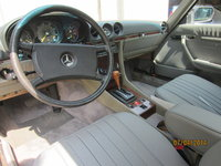 Picture of 1985 Mercedes-Benz SL-Class 380SL, interior, gallery_worthy