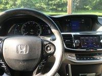 Picture of 2015 Honda Accord Hybrid EX-L, interior