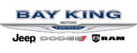 Bay King Chrysler Dodge Jeep Ram logo