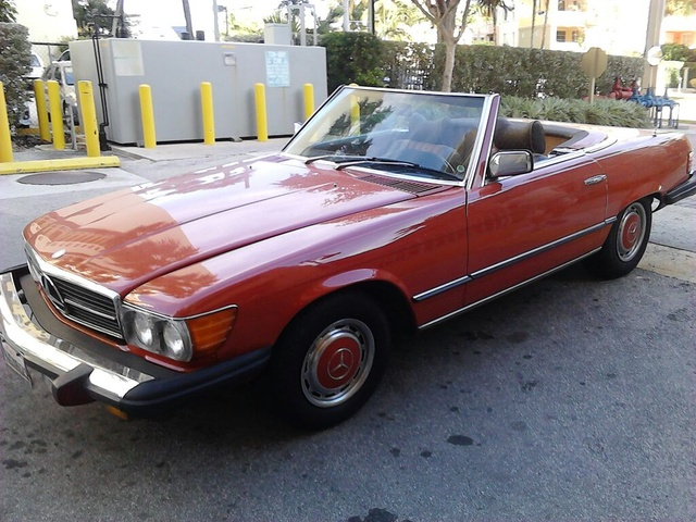 Picture of 1977 Mercedes-Benz SL-Class 450SL