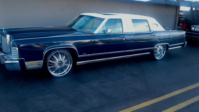Picture of 1978 Lincoln Continental