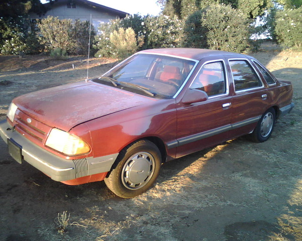 Picture of 1986 Ford Tempo LX