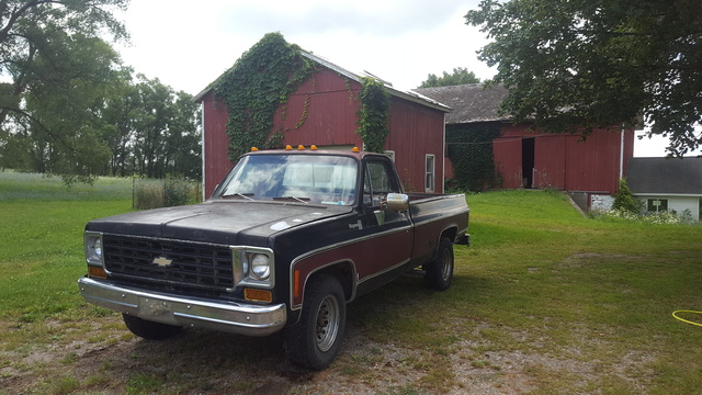 Picture of 1977 Chevrolet C/K 20