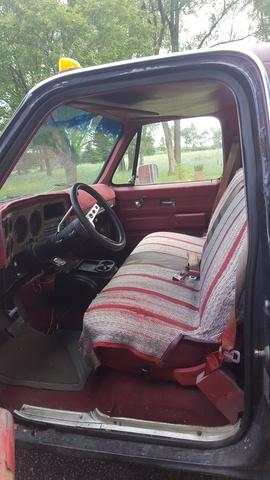 Picture of 1977 Chevrolet C/K 20, interior