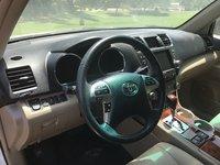 Picture of 2011 Toyota Highlander Hybrid Limited, interior