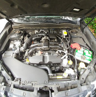 Picture of 2014 Subaru Forester 2.5i, engine