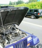 Picture of 1988 Jeep Wrangler 4WD, engine