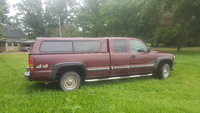Picture of 2000 Chevrolet Silverado 2500 3 Dr LT 4WD Extended Cab SB HD, exterior, gallery_worthy
