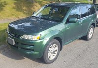 Picture of 2002 Isuzu Axiom 4 Dr XS 4WD SUV, exterior