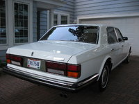 1995 Rolls-Royce Silver Spur Overview