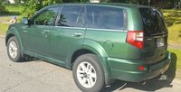 Picture of 2002 Isuzu Axiom 4 Dr XS 4WD SUV, exterior, gallery_worthy
