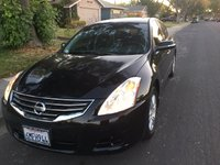 2010 Nissan Altima Hybrid Picture Gallery