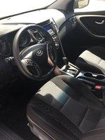 Picture of 2017 Hyundai Elantra GT Base, interior