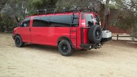 Picture of 2013 Chevrolet Express LS 3500 Ext, exterior