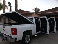 Picture of 2009 Chevrolet Silverado Hybrid 1HY Crew Cab RWD, exterior, gallery_worthy