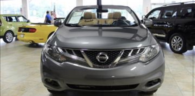Picture of 2012 Nissan Murano CrossCabriolet Base