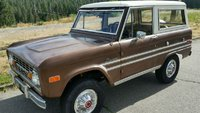 1975 Ford Bronco Picture Gallery