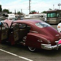 1949 Chevrolet Deluxe Overview
