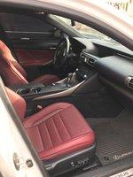 Picture of 2015 Lexus IS 350 AWD, interior
