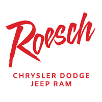 Larry Roesch Chrysler Jeep Dodge Ram logo