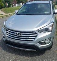 Picture of 2015 Hyundai Santa Fe GLS AWD, exterior