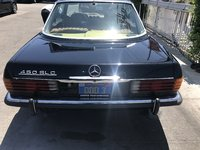 1979 Mercedes-Benz SL-Class Picture Gallery