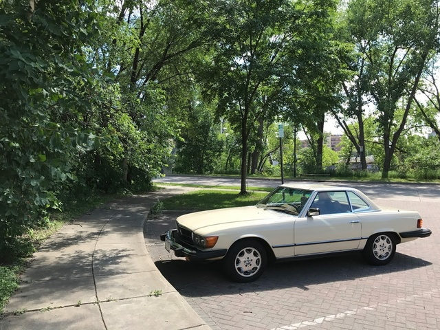Picture of 1978 Mercedes-Benz SL-Class 450SL Roadster, exterior, gallery_worthy