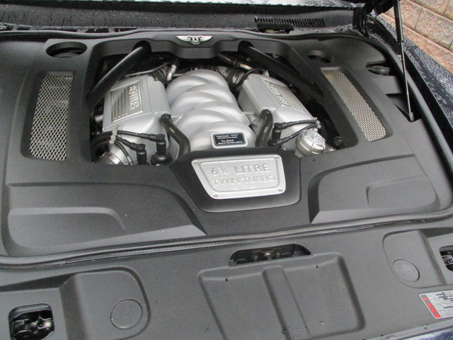 Picture of 2011 Bentley Mulsanne RWD, engine, gallery_worthy