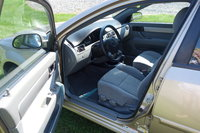Picture of 2007 Suzuki Forenza Sedan w/ABS, interior
