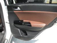 Picture of 2017 Kia Sportage SX AWD, interior