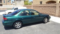Picture of 1999 Mercury Mystique 4 Dr LS Sedan, exterior, gallery_worthy