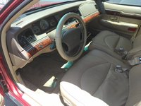 Picture of 1997 Mercury Grand Marquis 4 Dr LS Sedan, interior, gallery_worthy