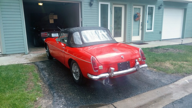 Picture of 1969 MG MGB