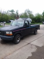 1994 Ford E-150 Overview