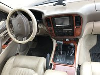Picture of 1998 Lexus LX 470 Base, interior, gallery_worthy