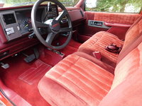 Picture of 1993 Chevrolet C/K 1500 Silverado Extended Cab SB 4WD, interior