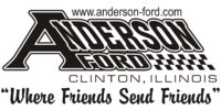 Anderson Ford logo