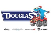 Douglas Jeep Chrysler Dodge Ram logo