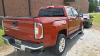 Picture of 2015 GMC Canyon SLT Crew Cab, exterior