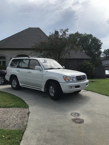 Picture of 1999 Lexus LX 470 Base