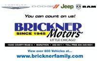 Brickner Motors logo