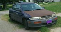 Picture of 1995 Mazda Protege 4 Dr LX Sedan, exterior, gallery_worthy