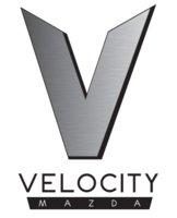 Velocity Mazda logo