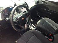 Picture of 2016 Chevrolet Sonic LT Hatchback, interior