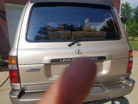 Picture of 1996 Lexus LX 450 Base, exterior, gallery_worthy
